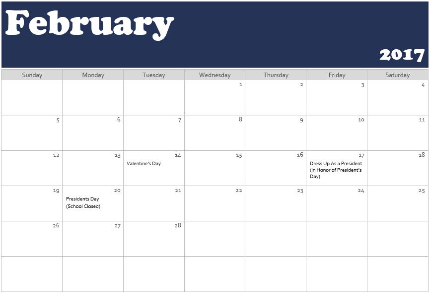 February Revised